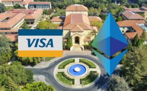 Visa + Стэнфордский университет для Ethereum (ETH)